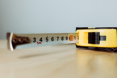 Metal tape measure tool 6 - free stock photo