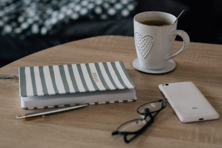 Dreams notebook on the table 2 - free stock photo
