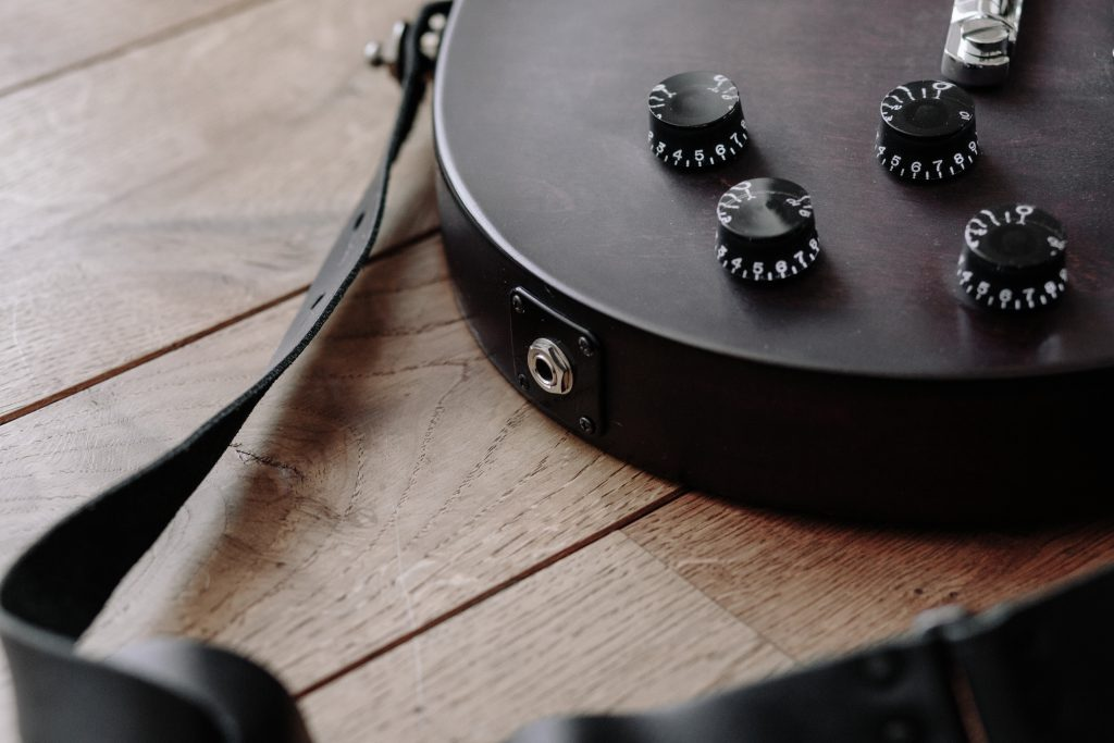 Gibson electric guitar 2 - free stock photo