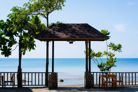 A beach tourist resort in Thailand 2 - free stock photo