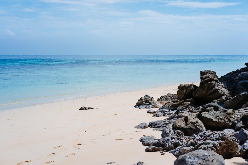 A sandy beach in Thailand 2 - free stock photo