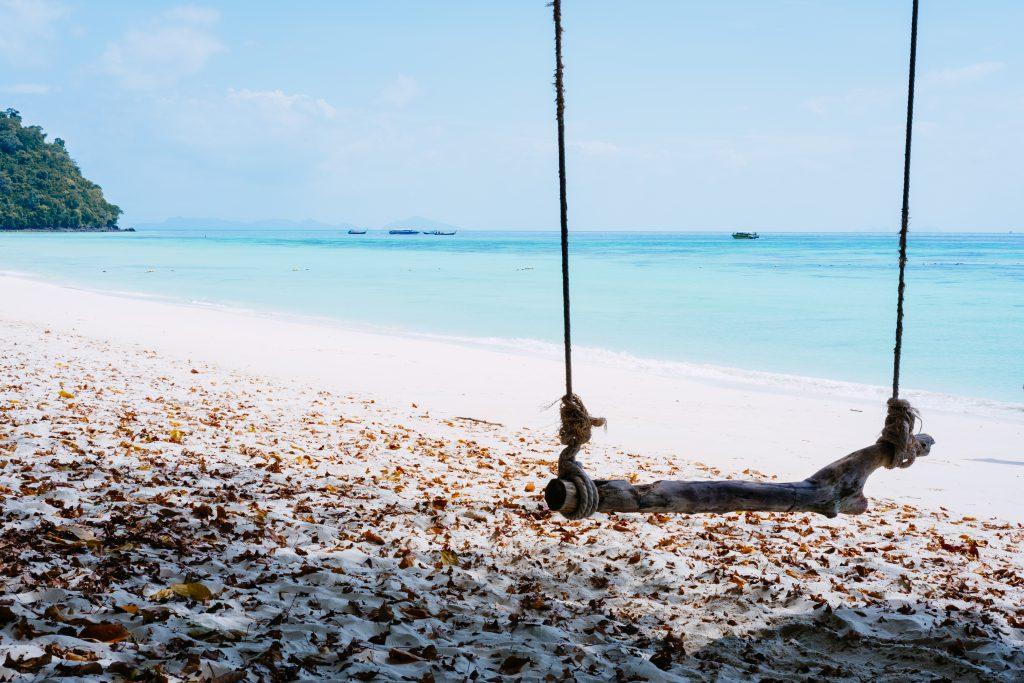 A sandy beach in Thailand 3 - free stock photo