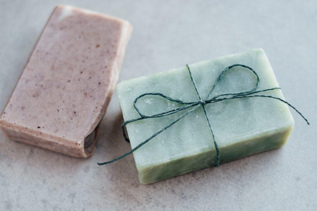 Handmade soap bars 3 - free stock photo