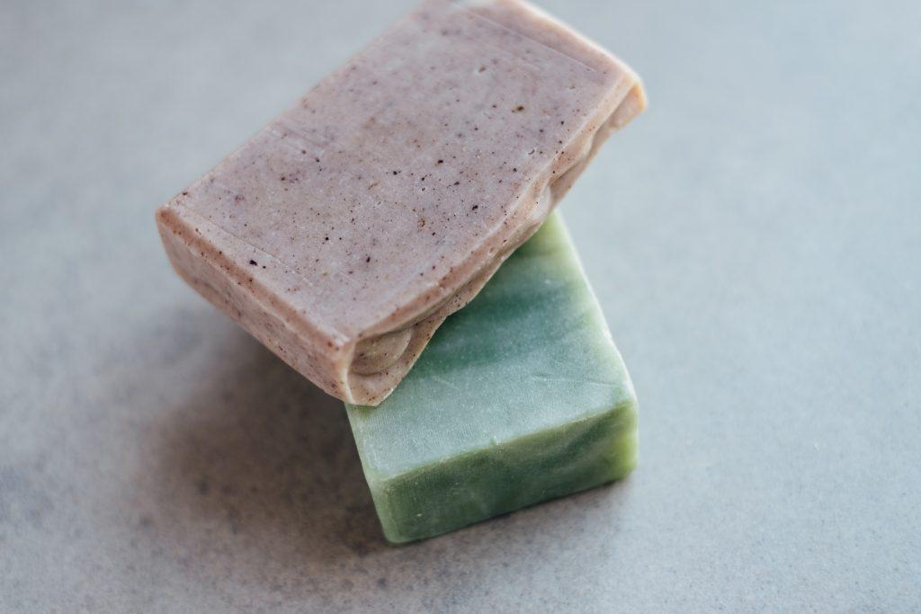 Handmade soap bars 4 - free stock photo
