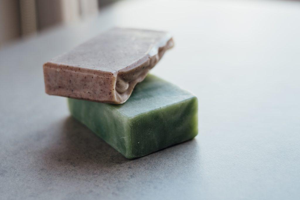 Handmade soap bars 5 - free stock photo