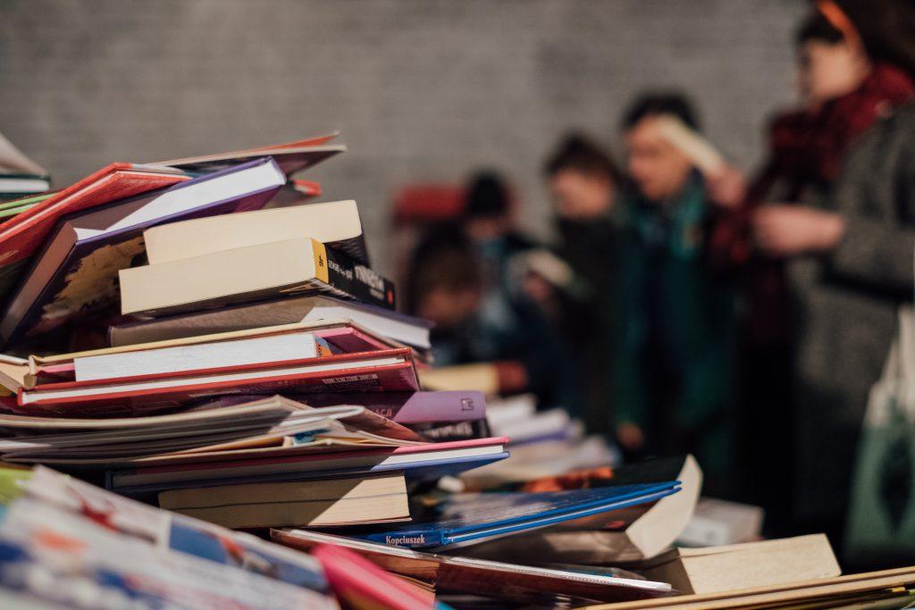 Book fair 3 - free stock photo