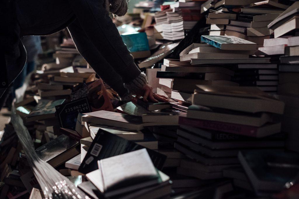 Book fair 4 - free stock photo