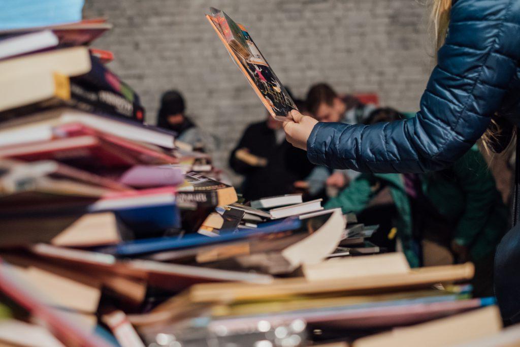 Book fair 6 - free stock photo