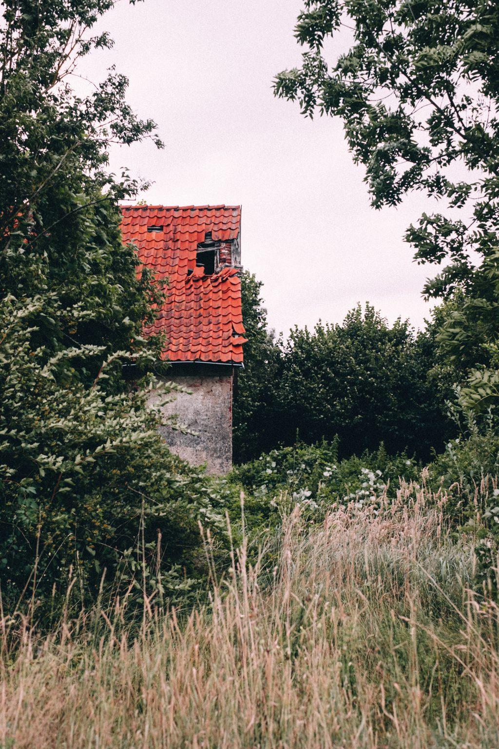 Abandoned ruined house 3 - free stock photo